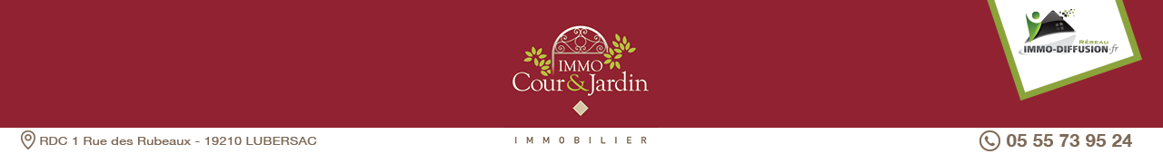 AGENCE IMMO COUR ET JARDIN